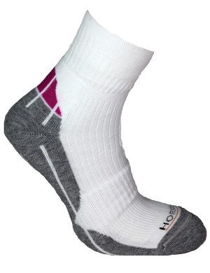 Horizon Women's Pro Racket Quarter Cut Socks